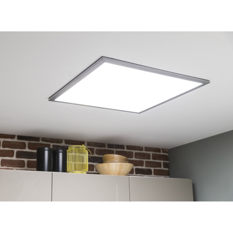 Fabuleux Panneau LED Intgre Carr 60 X Cm 36 W Alu