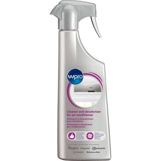 spray nettoyant climatiseur wpro 500ml