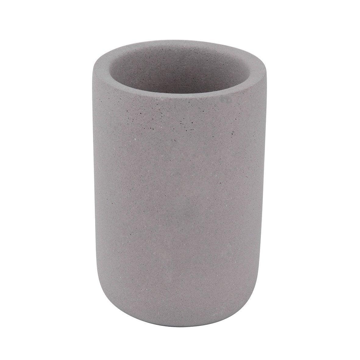 Gobelet béton Apollon, gris