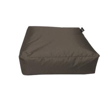 pouf de jardin au meilleur prix leroy merlin. Black Bedroom Furniture Sets. Home Design Ideas