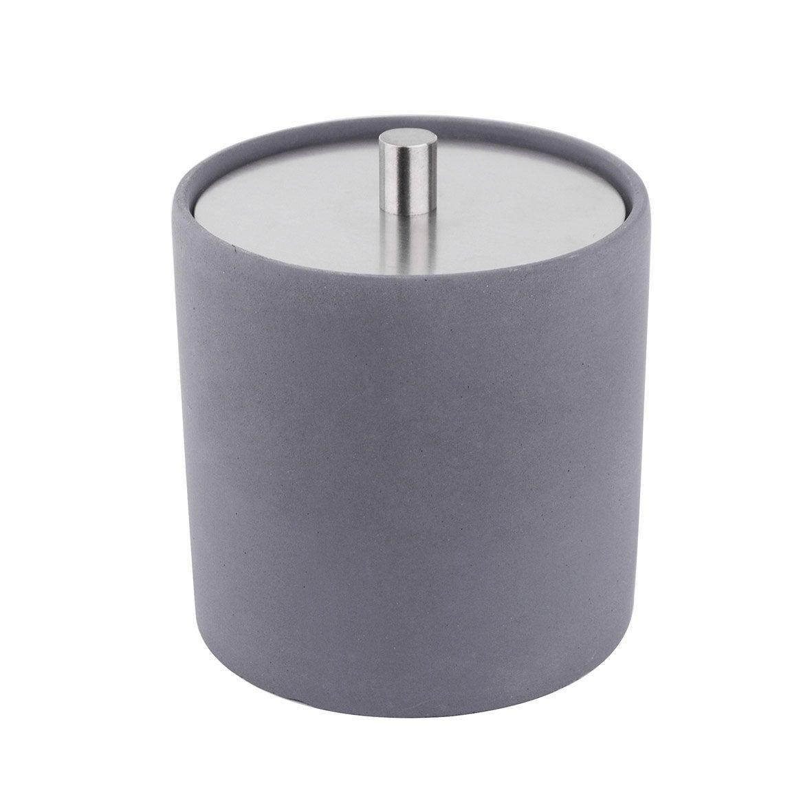 Boîte ciment M apollon dark, gris