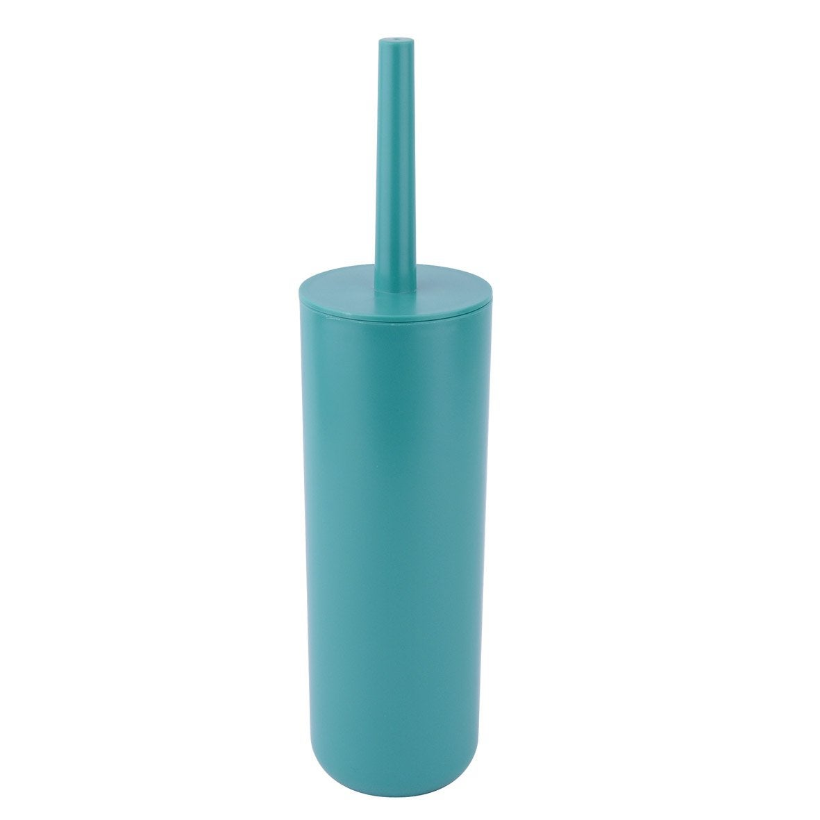 Brosse WC plastique Easy, mint n°2