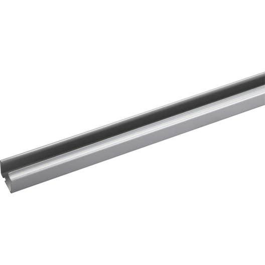 rail acier pour portes pliantes hettich leroy merlin. Black Bedroom Furniture Sets. Home Design Ideas