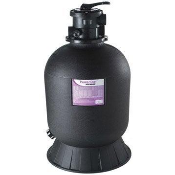 Kit de filtration à sable HAYWARD Powerline 6 m3/h top 6 m³/h