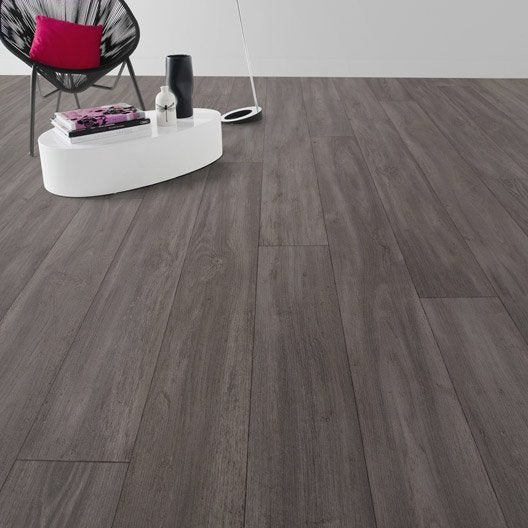 sol pvc chalet grey gerflor texline l 4 m leroy merlin. Black Bedroom Furniture Sets. Home Design Ideas