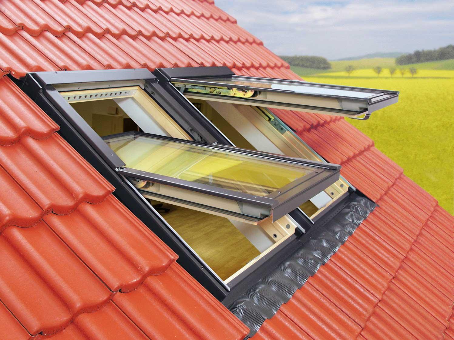 Bien choisir sa fenêtre de toit