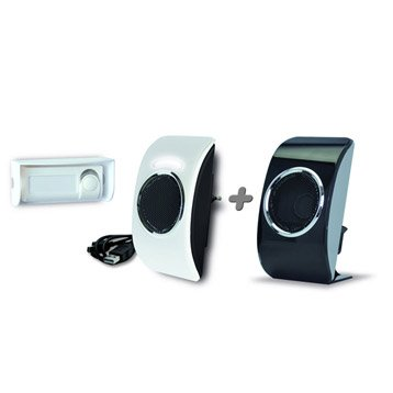 carillon et sonnette carillon sans fil sonnette maison au meilleur prix leroy merlin. Black Bedroom Furniture Sets. Home Design Ideas