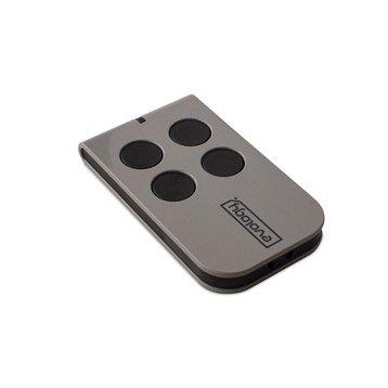 Télécommande 4 canaux pour motorisation de portail, EVOLOGY Evogo 4