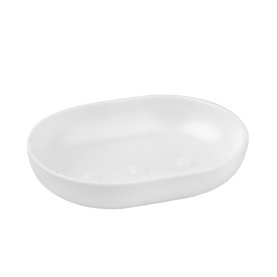 Porte-savon plastique Easy, white n°0