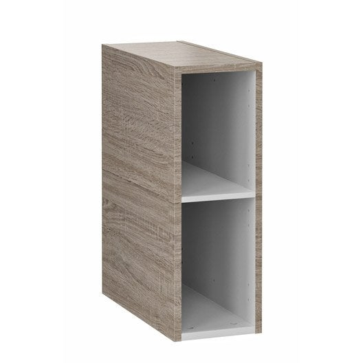 extension pour meuble sous vasque x x imitation ch ne remix leroy merlin. Black Bedroom Furniture Sets. Home Design Ideas