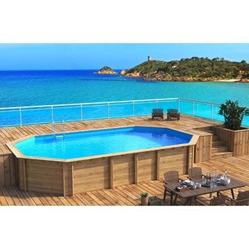 piscine hors sol piscine bois gonflable tubulaire acier au meilleur prix leroy merlin. Black Bedroom Furniture Sets. Home Design Ideas