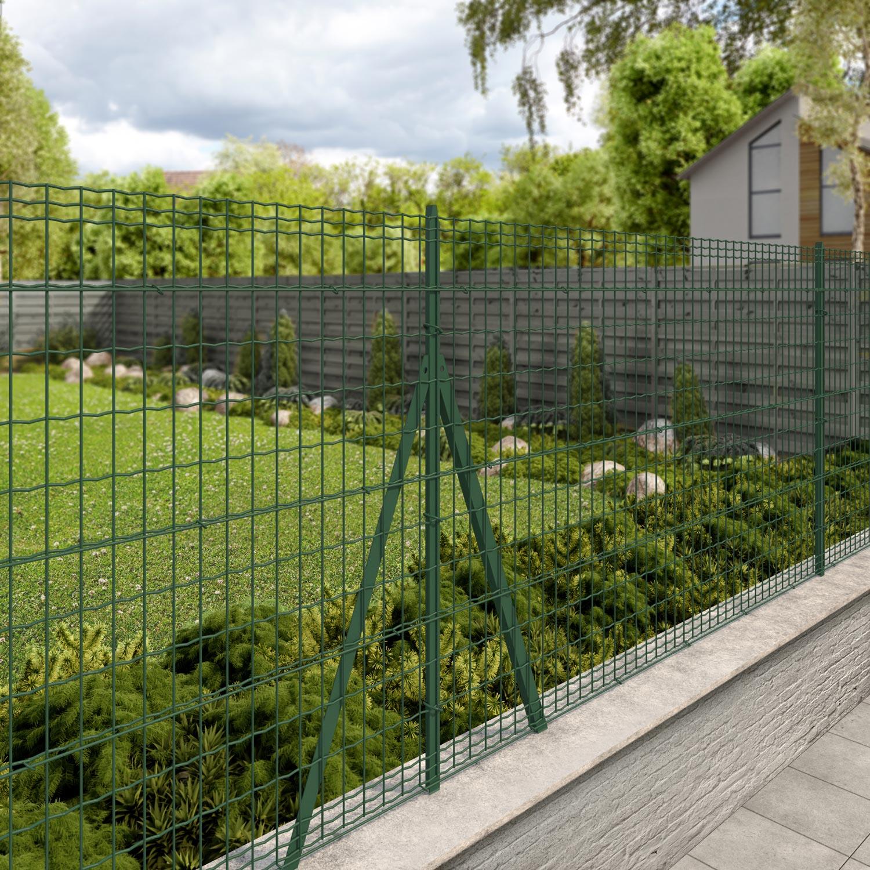 grillage rouleau soud luxor nature vert h m. Black Bedroom Furniture Sets. Home Design Ideas