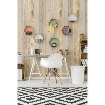lambris pvc lambris adh sif dalle murale dalle adh sive pour murs dalle imitation bois au. Black Bedroom Furniture Sets. Home Design Ideas