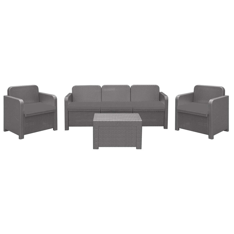 beautiful salon de jardin resine injectee images awesome. Black Bedroom Furniture Sets. Home Design Ideas