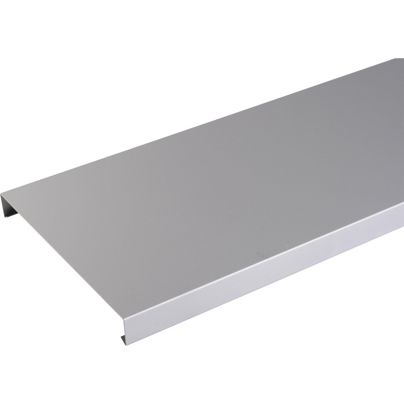 Couvertine Aluminium 30 X 270 Scover Plus Gris L2 M