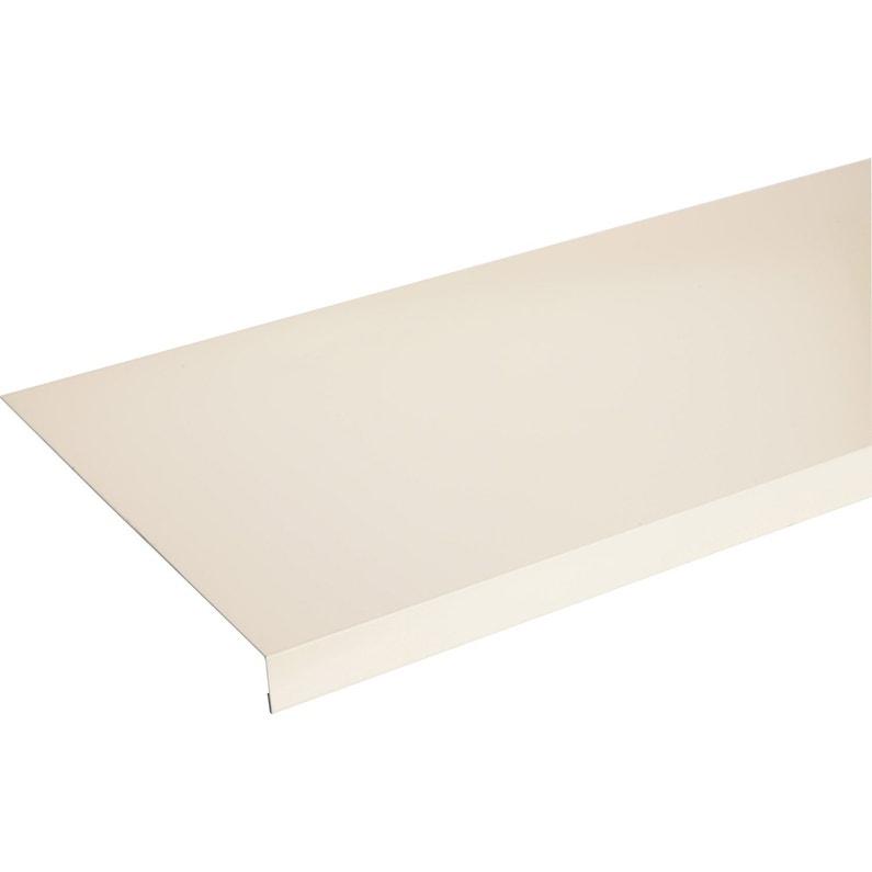 Appui De Fenêtre Aluminium 30 X 250 Scover Plus Sable L 1 5 M