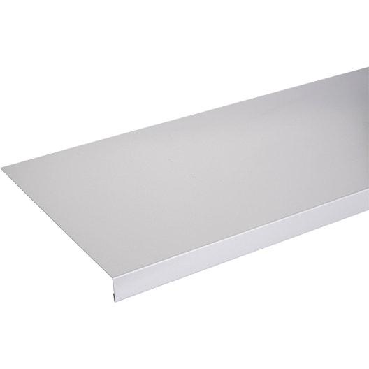 appui de fen tre aluminium 30 x 250 scover plus gris l 1 5. Black Bedroom Furniture Sets. Home Design Ideas