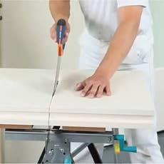 Cours de bricolage nos ateliers de bricolage en magasin for Monter une cloison en siporex