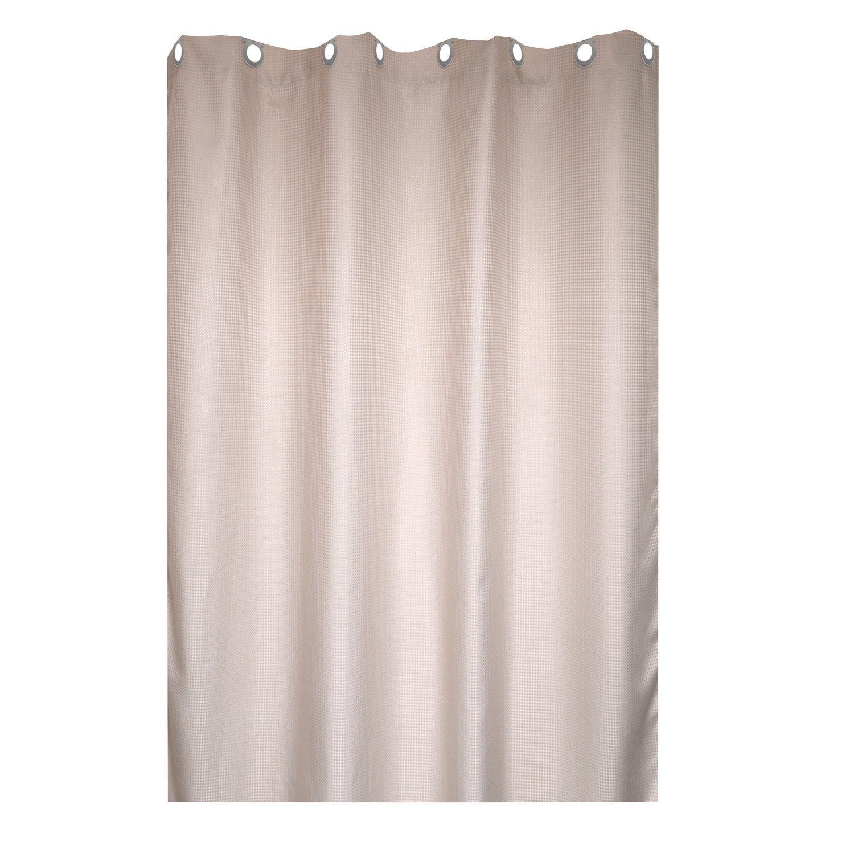 rideau de douche de couleur or. Black Bedroom Furniture Sets. Home Design Ideas