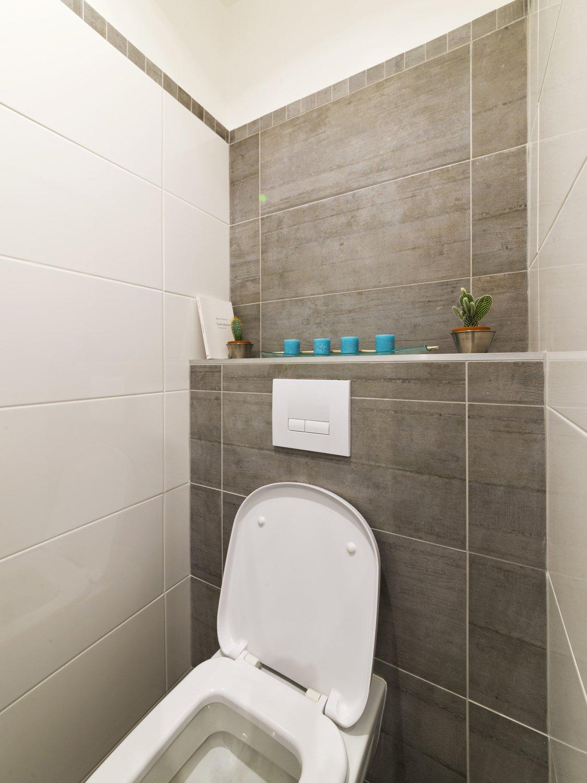 du carrelage pour les wc | leroy merlin