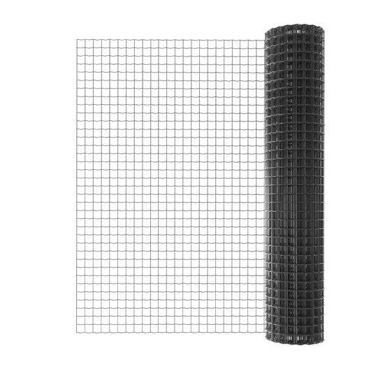 grillage rouleau soud forte medium nature gris h 1 8 x l. Black Bedroom Furniture Sets. Home Design Ideas