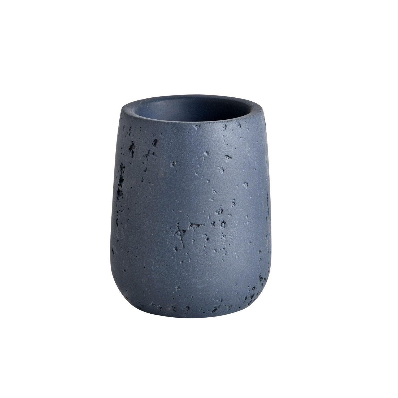 Gobelet céramique Cancun, bleu