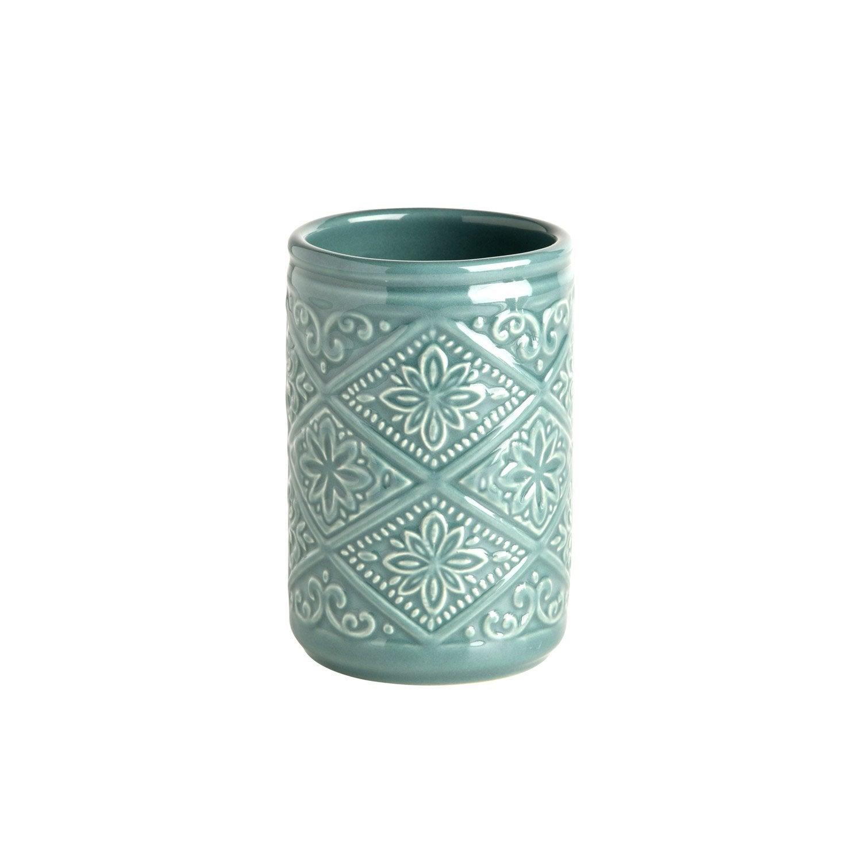 Gobelet céramique Aziza, laguna n°3