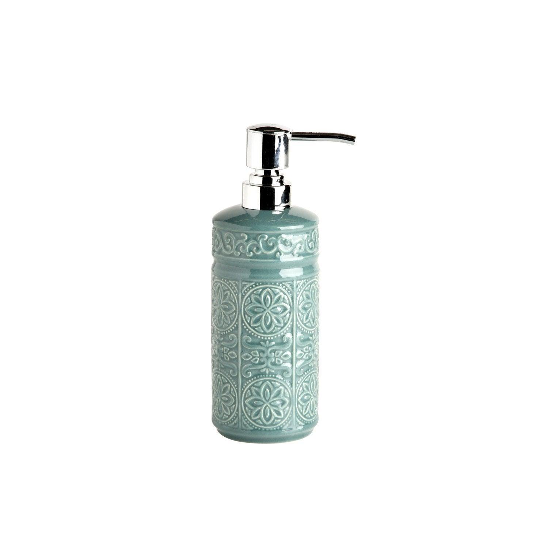 Distributeur de savon céramique Aziza, laguna n°3