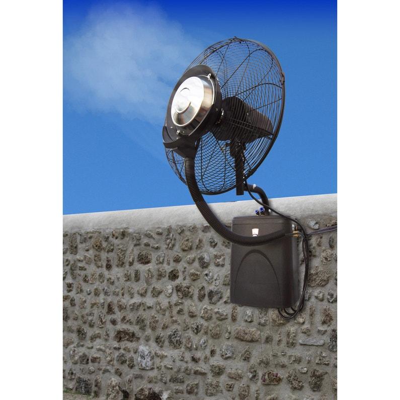 Ventilateur Brumisateur à Poser Ofresh Mural Hp 077 D 55 Cm 180 W