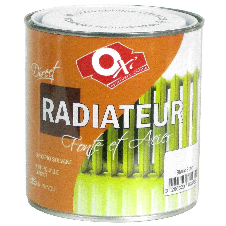 Peinture Oxu0027 OXYTOL, Blanc, 0.5 L ...