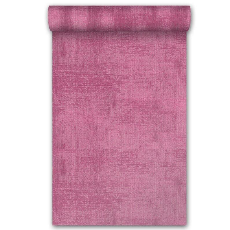 Papier Peint Papier Dulce Paillette Rose Leroy Merlin