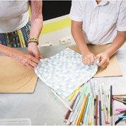 Atelier enfant : créer un objet décoratif (1h30 - 2h)