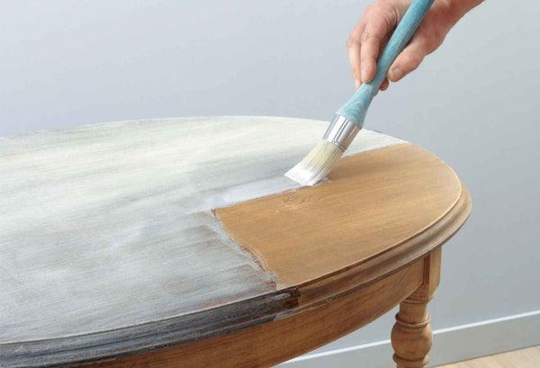 Bien choisir sa peinture pour boiseries int rieures - Peinture pour poutres en bois ...