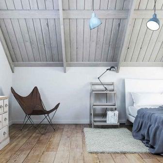 Bien choisir sa peinture pour boiseries int rieures for Decoration maison quelle couleur peindre poutre bois plafond bois