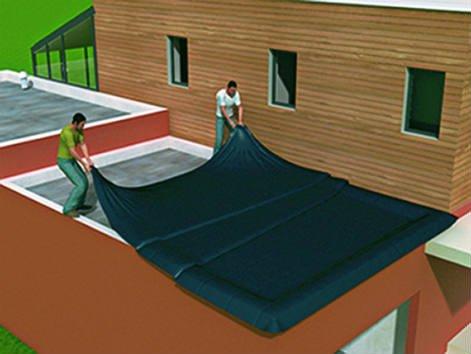 Cheap Prparez La Surface With Etancheite Sous Terrasse Bois