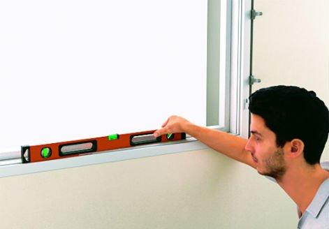 Comment poser une fen tre en tunnel ou en feuillure for Pose de fenetre en renovation