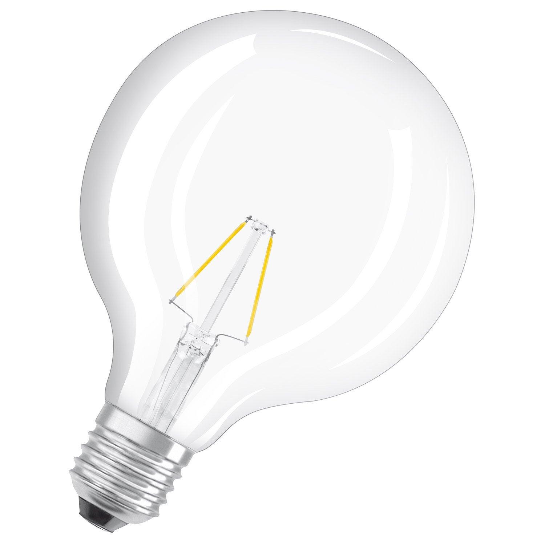 Filament Lm60 Blanc À E27 Dépoli 806 Mm Ampoule 125 ChaudOsram Led W TJuFl13Kc