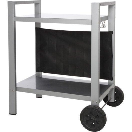 chariot leroy merlin. Black Bedroom Furniture Sets. Home Design Ideas