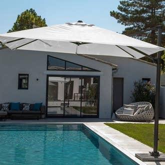 Terrasse jardin am nagement ext rieur et piscine leroy - Terrasse et jardin leroy merlin dijon ...