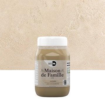 Cr pi int rieur d coratif peinture effet au meilleur prix leroy merlin - Cire murale leroy merlin ...