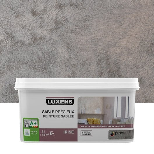 peinture effet sabl peinture effet au meilleur prix. Black Bedroom Furniture Sets. Home Design Ideas