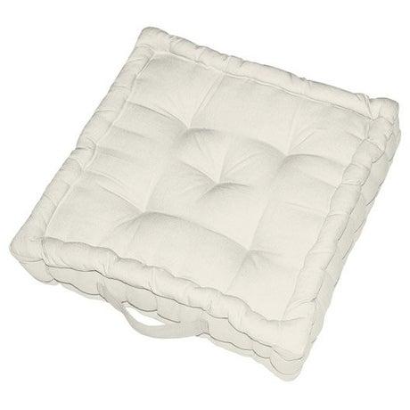Coussin de sol leroy merlin - Blanc comme l ivoire ...