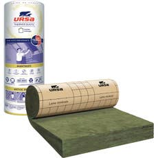 pan roul laine de verre thermocoustic 32qp kraft ursa r 5 leroy merlin. Black Bedroom Furniture Sets. Home Design Ideas