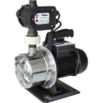 Pompe arrosage automatique FLOTEC, Autojet inox 1600 4300 l/h