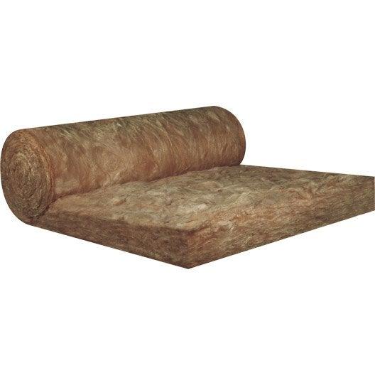 Isolation combles perdus laine de verre laine de roche for Laine de verre knauf