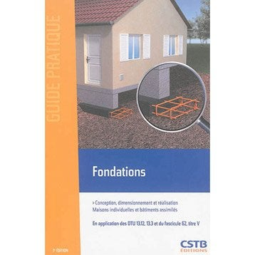 Fondations, Centre scientifique et technique du bâtiment