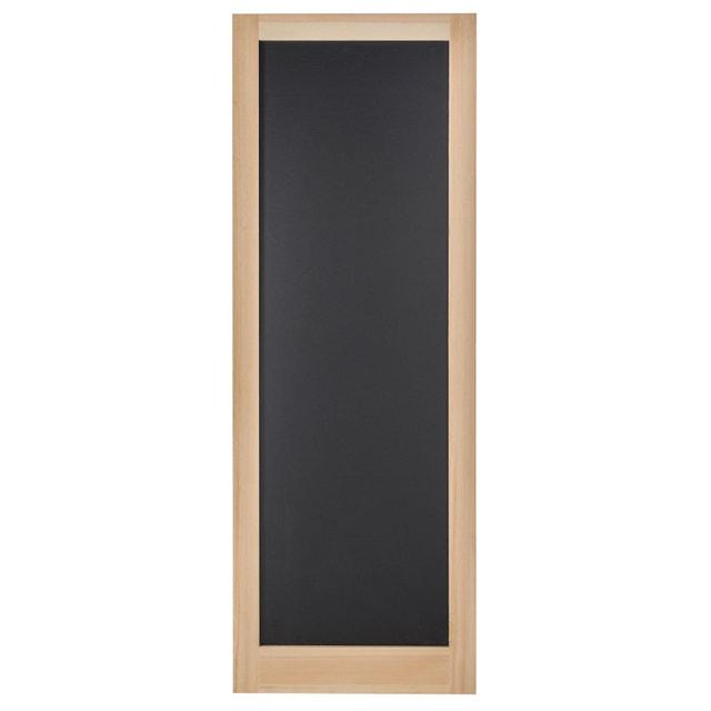 Une porte coulissante version tableau noir leroy merlin - Porte coulissante japonaise leroy merlin ...