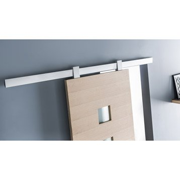 Syst me coulissant syst me galandage rail porte - Leroy merlin rail coulissant ...