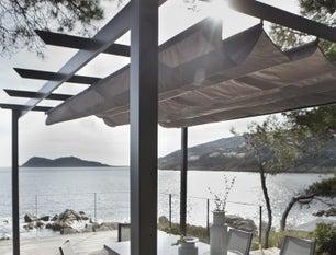r aliser un coin d tente sous une tonnelle leroy merlin. Black Bedroom Furniture Sets. Home Design Ideas