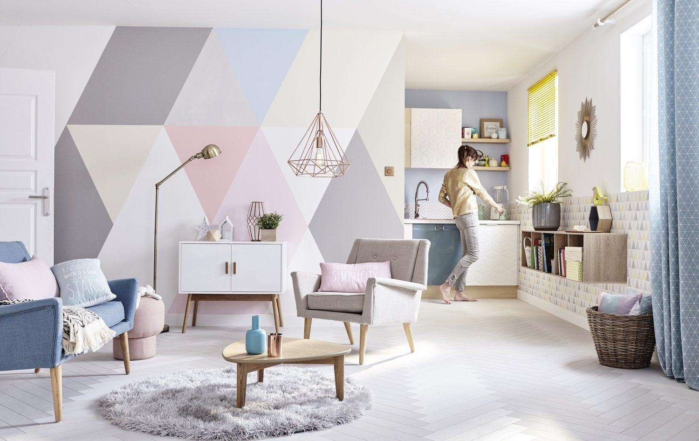 Un Salon Très Cosy Au Style Scandinave